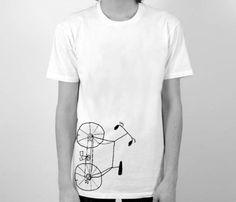 Free Bike Rides Tee