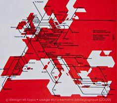 Graphis Diagrams   Une histoire de l'infographie (2/3)   design et typo
