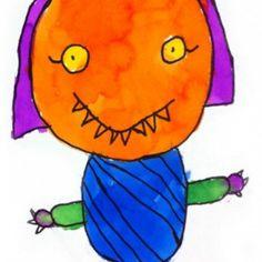 Mila's Monster