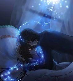 Vampire Knight.Quilty.Yuuki x Kaname