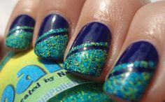 Polly Polish floam mani