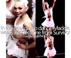 Maddie fact