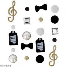 Encuadernadores parisinos Artemio - Gold - 20 brads - Fotografía n°1 Boutique, Parisians, Creative Cards, Paper Envelopes, Creativity, Festivus, Manualidades, End Of The Year Celebration, Noel