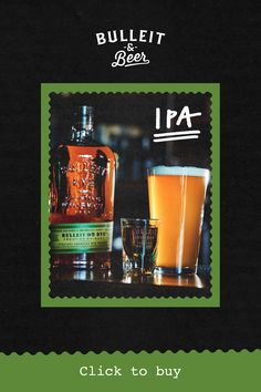 A chilly Fall evening merits a sip between a rye shot and a pint of IPA. Click to buy a bottle.
