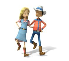 I'm a line-dancing cowboy...!! :D A fun Lloyds render from a while back © Finger Industries Ltd 2013