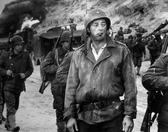 The Longest Day Robert Mitchum 1962 Tm And Copyright Century-Fox Film Corp. All Rights Reserved Photo Print Night Shift, Best English Movies, Le Jour Le Plus Long, Grand Prix, Omaha Beach, War Film, History Online, Long Day, Movie Mistakes