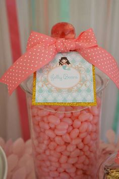 {Mermaid Tails Birthday} | CatchMyParty.com