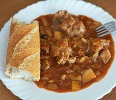 Spicy Hungarin goulash