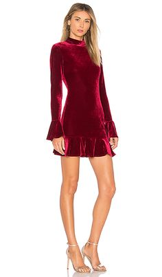 Shop for Lovers + Friends Simone Dress in Red at REVOLVE. Free 2-3 day shipping and returns, 30 day price match guarantee.
