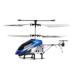 3 Channels Gyro Infrared RC Helicopter with Camera and Memory Card – US$ 49.99
