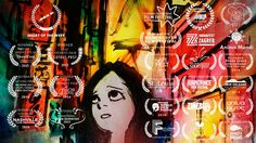 On the verge of becoming a woman Sora is woken by a nightmare and decides to follow a group of men into the city in the hope of finding her mom.  WINNER Best Student Film at Anibar International Animation Festival 2016 Best Student Film at Cut Out Fest 2015 Best Short Film at Tweet Fest 2015 Second Prize at Athens International Film and Video Festival 2016 Honourable Mention at Nashville Film Festival 2016 Special Mention at SPARK Animation Festival 2015  OFFICIAL COMPETITION SELEC...