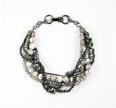Statement necklace, jewelry