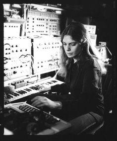 Laurie Spiegel (I miss you.)