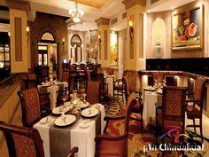 TURISMO EN CHIHUAHUA. En Restaurante LA CASONA, ubicado en la ciudad de Chihuahua, tenemos a su disposición varios salones con diferentes capacidades, lujosamente decorados para poder realizar sus eventos y disfrutar de los exquisitos platillos preparados por nuestros chefs. Le invitamos a comunicarse con nosotros al teléfono (614) 410 0063 o 0043 o visitar nuestra página web para reservar. www.casona.com.mx. #visitachihuahua