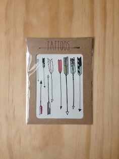 For Her | Arrow Tattoos by Hartland Brooklyn