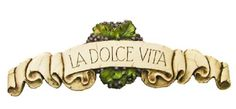 Italian Wall Decor La Dolce Vita the Sweet Life Plaque