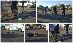 NONATO NOTÍCIAS: Homem morre após sofrer acidente de moto em frente...