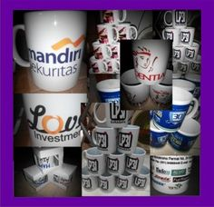 Kami Mug Surabaya bisa bikin souvenir, bikin souvenir murah, Cetak Mug paling Murah  di Surabaya, Mau ?  Hub : 082231054345 | Pin : 52006392