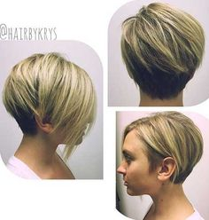 Short Hair Ideas for Round Face | http://www.short-haircut.com/short-hair-ideas-for-round-face.html