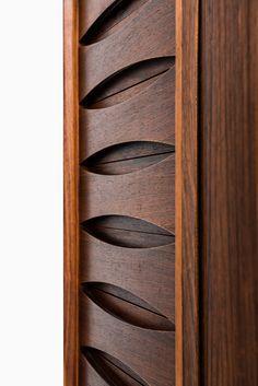 Arne Vodder sideboard model at Studio Schalling Flush Door Design, Room Door Design, Door Design Interior, Wooden Door Design, Modern Entrance Door, Main Entrance Door Design, Modern Wooden Doors, Wood Doors, Bifold French Doors