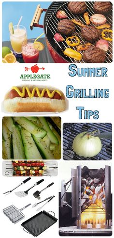 Tips for Grilling Everyday this Summer #Applegate