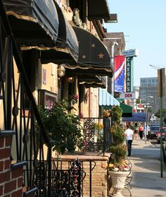 Little Italy, Baltimore, Maryland.  Go to www.YourTravelVideos.com or just click on photo for home videos and much more on sites like this.