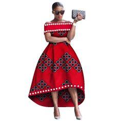 African Long Dress – Humble & Noble from Diyanu - Ankara Dresses, Shirts & African Dresses For Women, African Print Dresses, African Attire, African Wear, African Fashion Dresses, African Women, Fashion Outfits, Fashion Styles, African Outfits