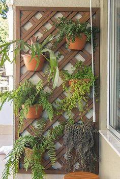 DIY Vertical Garden Design Ideas For Your Home Vertical Gardening Ideas Is So Amazing In The Small Garden 10 with regard to [keyword Jardin Vertical Diy, Vertical Planting, Vertical Garden Design, Vertical Gardens, Balcony Garden, Herb Garden, Home And Garden, Balcony Ideas, Small Gardens