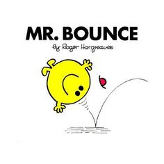 Mr. Bounce - Who remembers these books?  Would be a great party favor for a Pump It Up birthday.