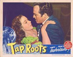 Tap Roots Susan Hayward Boris Karloff Horror movie poster print 3 1948