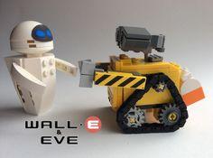 LEGO Ideas - Wall-E & Eve