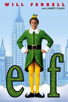Elf - the best Christmas movie! ♥