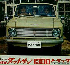 Datsun 1300Truck Type520
