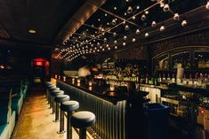 New York's Patent acts as cafe by day and speakeasy by night
