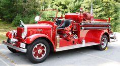Saving a 1935 Mack Fire Truck – priceless!   Community ...
