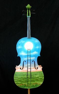 Once Upon A Cello Moon