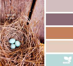 nested tones - #DesignSeeds