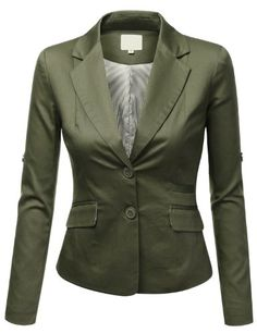 J.TOMSON Womens Fitted Boyfriend Blazer With Trim Detail SMALL OLIVE J.TOMSON http://www.amazon.com/dp/B00IRJKYDO/ref=cm_sw_r_pi_dp_AvvMtb123DERA3V0