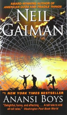 Anansi Boys ($3.99), by Neil Gaiman [HarperCollins], which a reader pointed out is a sort of sequel for American Gods (which apparently does now have a true sequel in the works! yay!).