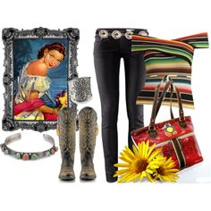 Kitsch Mexican style