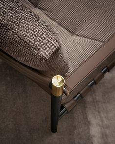 Flou - Novità. Design details #furniture #designdetails #seating