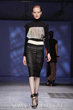 Araisara Ready To Wear Spring Summer 2013 Paris