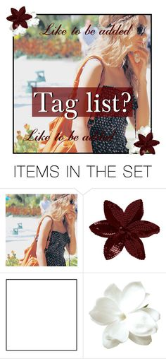 """Tag list! Read the D!"" by annasfashions ❤ liked on Polyvore featuring art"