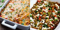 15 Meatless Casseroles That Are Perfect for Meal Prep | SELF