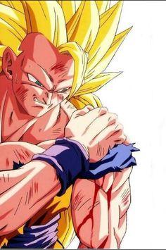 Goku ssj 3 DBZ