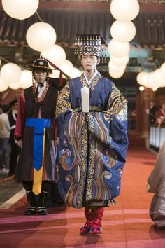 [Drama Empress Dignity / The Last Empress, 황후의 품격 - Page 9 - k-dramas & movies - Soompi Forums Korean Traditional Dress, Traditional Outfits, Asian Actors, Korean Actors, Korean Drama Stars, She Drama, Lee Hyuk, Song Joong Ki, Mystery Thriller