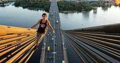 Extreme photography #Bridges
