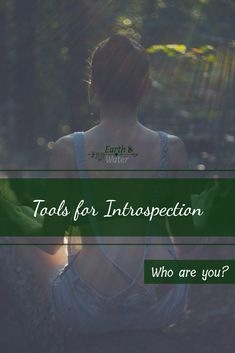 Introspection is invaluable for firguring out your purpose in this life. Here are a few tools to help you on your introspective journey to your highest self Easy Meditation, Mindfulness Meditation, Learning To Be Alone, Life Coaching Tools, Mind Body Spirit, Emotional Healing, Self Discovery, Spiritual Life, How To Better Yourself