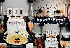 mamemima: {real party} a halloween party