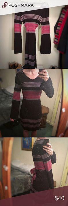 Selling this prAna Sydney Sweater Dress on Poshmark! My username is: katgie. #shopmycloset #poshmark #fashion #shopping #style #forsale #Prana #Dresses & Skirts